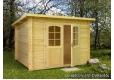 Caseta de madera para Jardin Mary