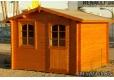 Cabaña de madera Dalia Hoby Ebro