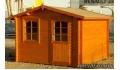 Cabaña de madera Dalia 300x300 cm