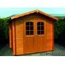 Cabaña de madera Hiedra 300x300 cm