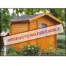 Cabaña de madera Belladona 220x280 cm