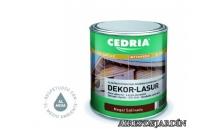 foto exterior Protector para madera Dekor Lasur 4 litros