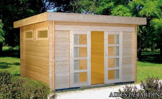 Casetas de madera versatilidad y eficiencia de recursos for Casetas de madera para jardin baratas