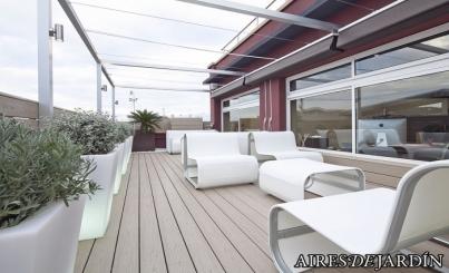 Consejos para el mantenimiento de muebles para jard n - Jardin sin mantenimiento ...