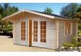 Caseta de madera Florence de 410x380 cm. - 1
