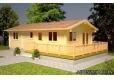 Casa de madera Molly 2 de 1020x520 cm. - 1