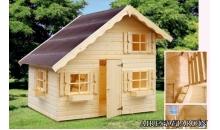 foto exterior casita infantil tom de x cm
