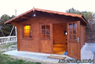 Casetas de madera para exterior todo un mundo por descubrir for Caseta jardin segunda mano barcelona