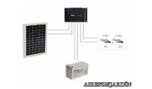 foto exterior Solarkit fotovoltaico A1