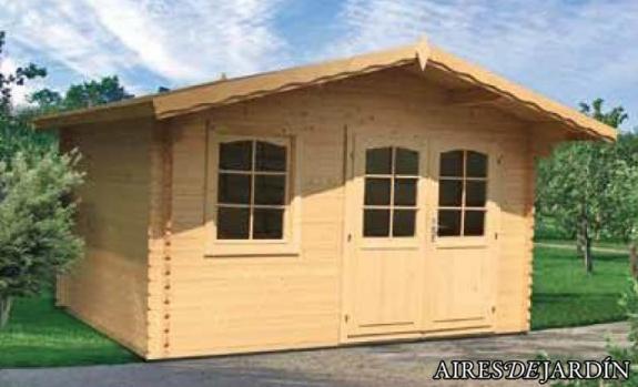 casetas de madera para jardn la solucin a la falta de espacio en nuestro hogar