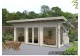 Fotografia casa de madera Heidi  640 x 360 cm palmako