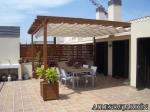 Escoger muebles de madera para exterior o terraza