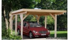 foto exterior Carpot de madera KARL 1   de 360x512 cm.