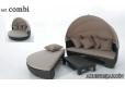 SET COMBI Aluminio y Rattan sintético - 1