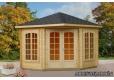 Caseta de madera Melanie de 300x300 cm. - 1