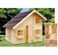 Mobiliario de jard n mobiliario para terrazas aires de for Casitas de madera para jardin para ninos