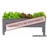 Mesa de cultivo Previus en Acero galvanizado de 40 cm.