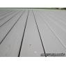 Tarima exterior sintetica AZEK colección Harvest color gris de 140x25 mm.