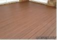 Tarima sintetica Timbertech Earthwood Evolution Tropical color Pacific Rosewood de 2440x138x24 mm. - 1