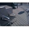 Tarima sintetica Timbertech XLM color Harbor Stone de 3660x140x25 mm.