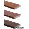 Tarima sintetica Timbertech XLM color Walnut Grove de 3660x140x25 cm.