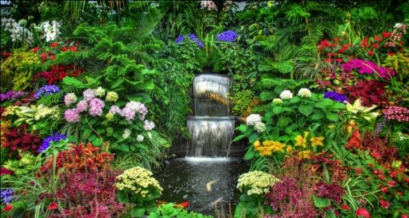 Los 10 mejores jardines del mundo al alcance de cualquier for Los mejores jardines de casas
