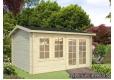 Caseta de madera Iris de 410 x 320 cm. - 1