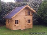 Alfonso Saavedra nos cuenta su experiencia tras comprar la caseta infantil de madera Tom, enviada a Galícia