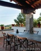 Consejos para el mantenimiento de los muebles de jardín para sus estancias en verano