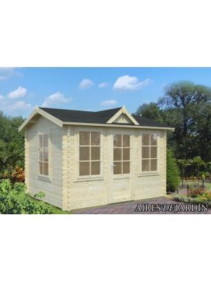 Casita de jardin claudia 1 precio minimo oferta de for Vendo casita de madera para jardin