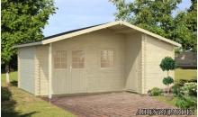 foto exterior Casa de madera  Carla   580 x 340/490 cm