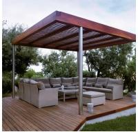 Muebles de jardín y terraza para exterior