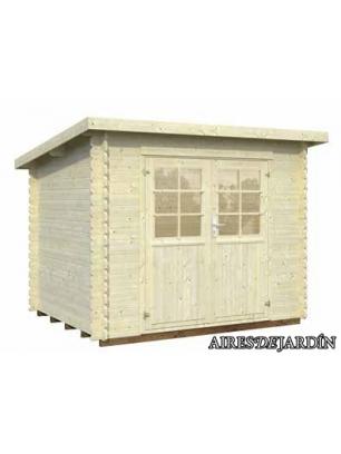 Casita de madera mary 1 precio m nimo venta casitas de for Precio casita de madera para jardin