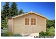 Foto casa de madera Lotta 3 para jardin de 13,9 m2