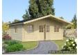 Foto 1 casa de madera Helena 3 Palmako para exterior antigua Caroline 2