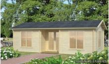 foto exterior Casa de madera Anna 2 de 790 x 420 cm